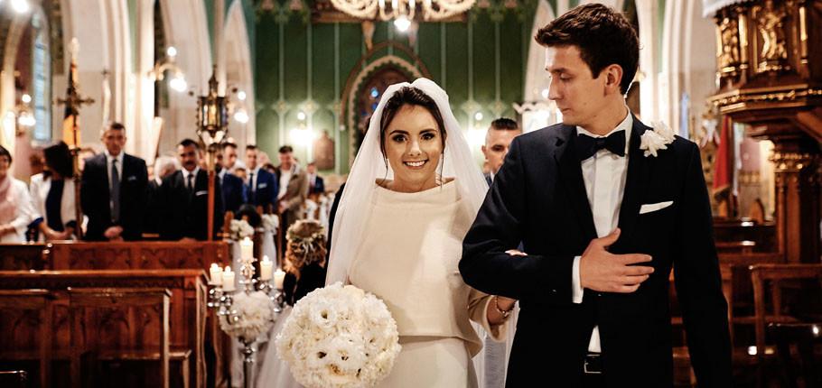 Ania i Mateusz fotografia ślubna małopolska