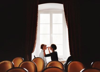 Ślub w plenerze M&P fotograf na ślub
