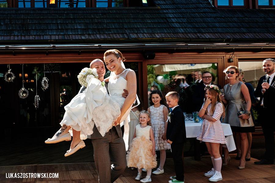 restauracja łania chorzów wesele