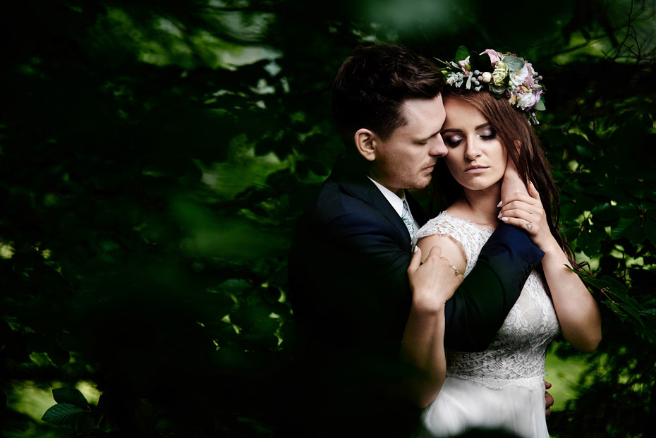zdjęcia w plenerze ślubne