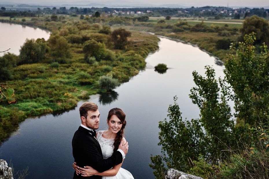 Plener ślubny Kraków i małopolska