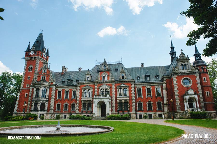 pałac pławniowice, sesja pałac, sesja ślubna w pałacu