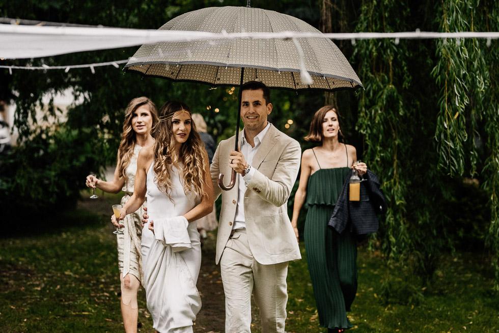 Ślub cywilny w ogrodzie