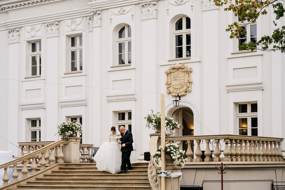 Pałac Borynia wesele