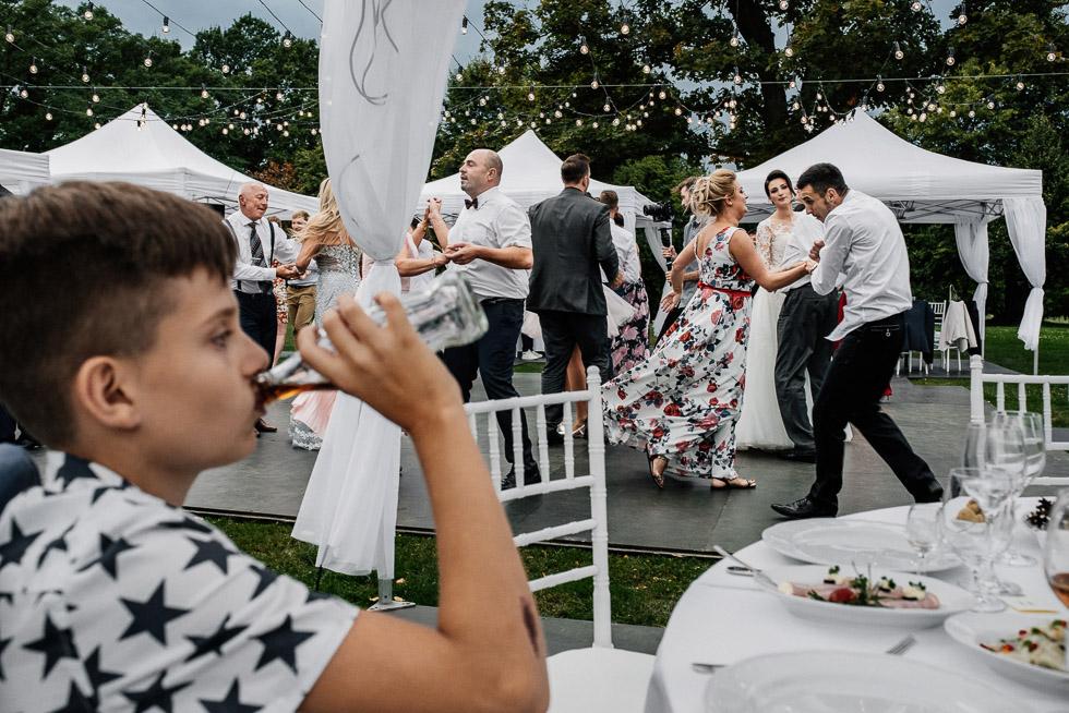 Pałac Borynia wesele i ceremonia w plenerze Jastrzębie Zdrój